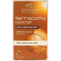 Biocyte - terracotta cocktail SOLAIRE Autobronzant