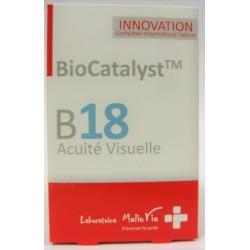 Melio Vie - BioCatalyst B18 Acuité Visuelle