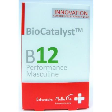 Melio Vie - BioCatalyst B12 Performance Masculine