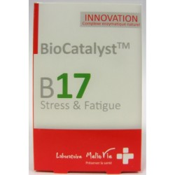 Melio Vie - BioCatalyst B17 Stress & Fatigue