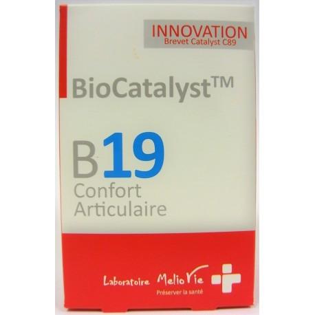 Melio Vie - BioCatalyst B19 Confort Articulaire