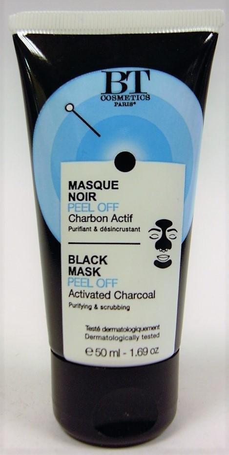 taille 7 style à la mode Prix 50% Masque Noir - Peel Off au Charbon Actif Purifiant Désincrustant
