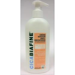 CICABIAFINE - Crème Douche Hydratante Anti-Irritations (400 ml)
