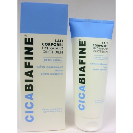 CICABIAFINE - Lait Hydratant Corporel Quotidien (tube 200 ml)