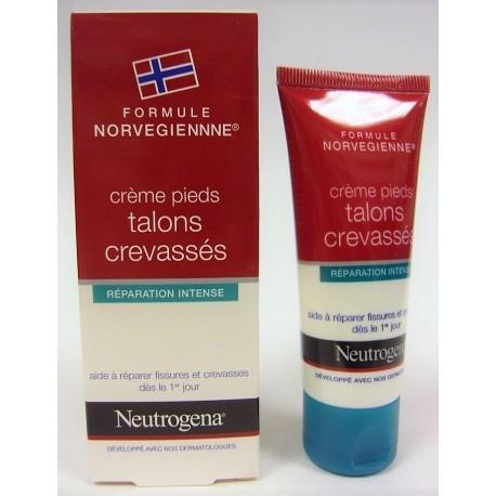 Neutrogena - Crème pieds . Talons crevassés Formule norvégienne