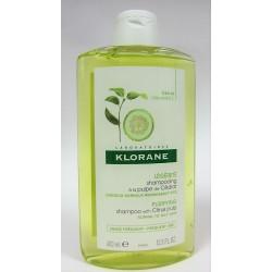 Klorane - Shampoing à la pulpe de cédrat 400 ml