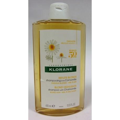 KLorane - Shampooing à la camomille Reflets blonds (400 ml)