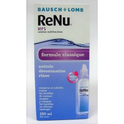 ReNu Solution Multifonctions (120 ml)