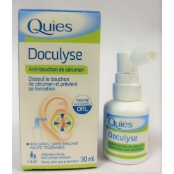 Doculyse - Anti-bouchon de cérumen