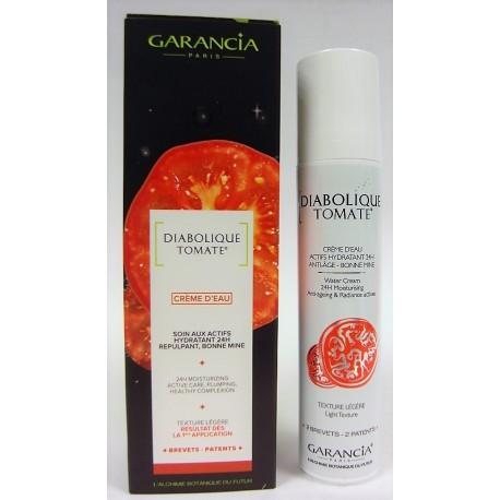 Garancia - Diabolique Tomate . Crème d'eau