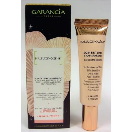 Garancia - Hallucinogène Soin de Teint Transparent En poudre liquide
