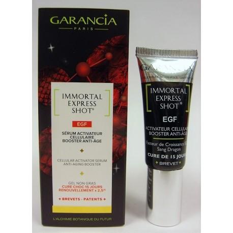 Garancia - Immortal Express Shot EGF Sérum activateur cellulaire Boosteranti-âge