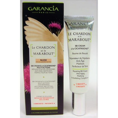 Garancia - Le Chardon et le Marabout BB Cream à la Cicatrisone (Nude)
