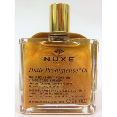 Nuxe - Huile Prodigieuse Or (50 ml)