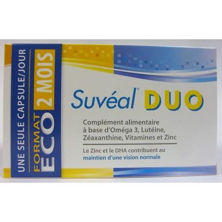 Suvéal Duo - Maintien d'une vision normale