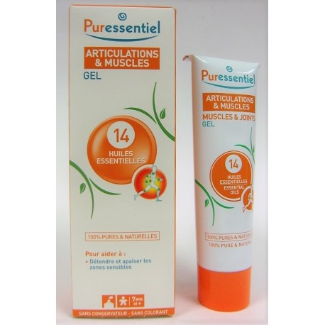 Puressentiel - Gel Articulations & Muscles