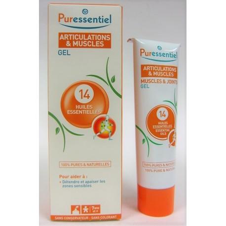 Puressentiel - Gel Articulations & Muscles