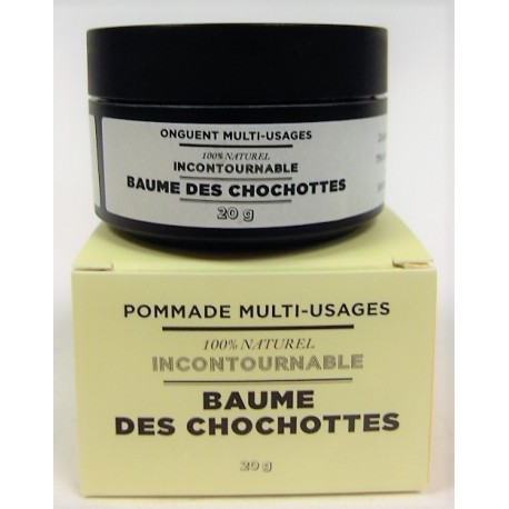 Les Chochottes - Baume des chochotes Pommade multi-usages