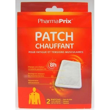 PharmaPrix - Patch chauffant (2 patchs)