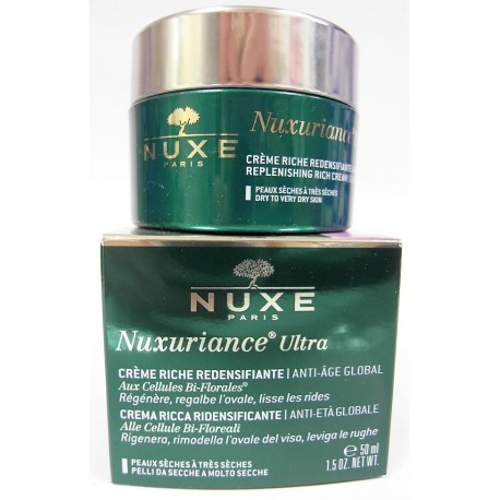 Nuxe - Nuxuriance Ultra . Crème Riche Redensifiante anti-âge global