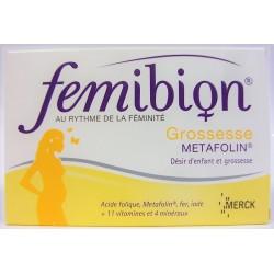 Femibion - Grossesse Metafolin + DHA