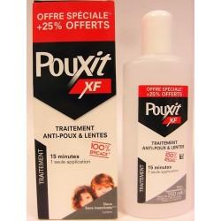 Pouxit XF - Traitement Anti-poux & Lentes 15 minutes 1 seule application