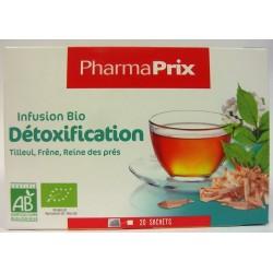 PharmaPrix - Infusion Bio Détoxification (20 sachets)