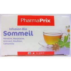 PharmaPrix - Infusion Bio Sommeil (20 sachets)