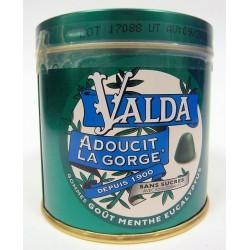Valda - Gommes . Adoucit la gorge (160g)