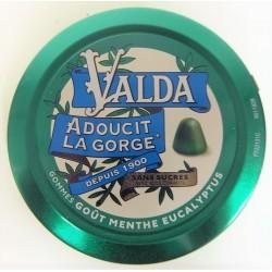 Valda - Gommes . Adoucit la gorge (50g)