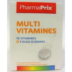 PharmaPrix - Multivitamines