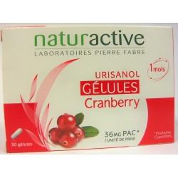Naturactive - Urisanol Cranberry (30 gélules)