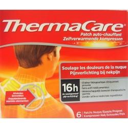 ThermaCare - Patch auto-chauffant nuque, épaule, poignet (6 patchs)