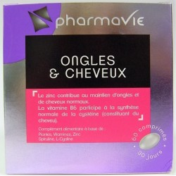 PharmaVie - Ongles & Cheveux