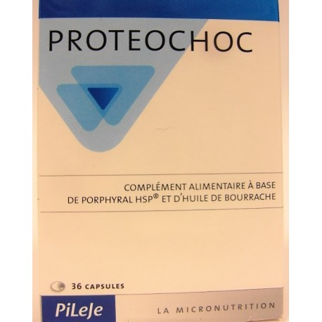 Pileje - Proteochoc (36 capsules)