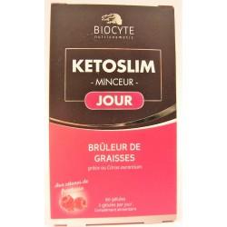 Puressentiel - Ketoslim Minceur Jour Brûleur de graisses (60 gélules)