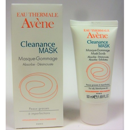 Avène - Cleanance MASK Masque-Gommage