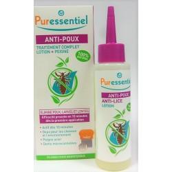 Puressentiel - Anti-poux Traitement complet Lotion + Peigne