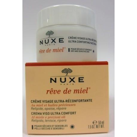 Nuxe - Rêve de Miel Crème Visage ultra-réconfortante Jour