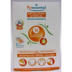 Puressentiel - Articulations Patchs Chauffants