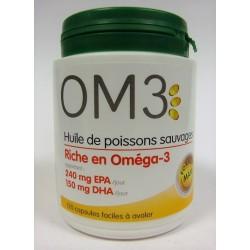 Super Diet - OM 3 . Oméga 3 Fonction cardiaque normale