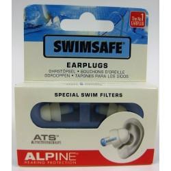 Alpine - SWIMSAFE Bouchons d'oreilles Spécial Filtre Natation