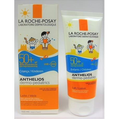 La Roche-Posay - ANTHELIOS  Dermo-Pédiatrics 50+ Lait velouté (100 ml)