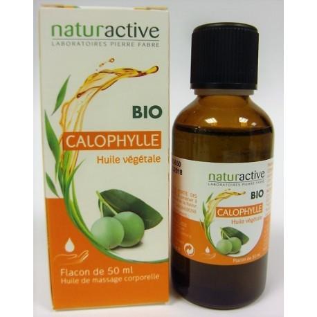 Naturactive - Huile végétale Callophylle