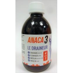 ANACA 3 - Le Draineur 4 en 1