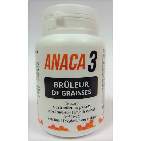 ANACA 3 - Brûleur de graisses (60 gélules)