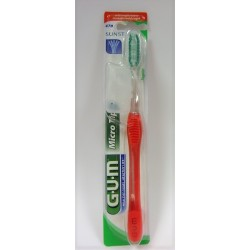 Butler - G-U-M Brosse à dents Micro Tip 470 Regular
