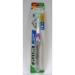 Butler - G-U-M Brosse à dents Travel 158 Soft