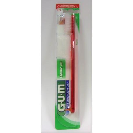 Butler - G-U-M Brosse à dents Classic 411 Regular