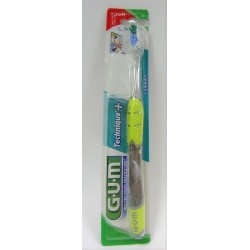 Butler - G-U-M Brosse à dents Technique + 491 Soft Compact
